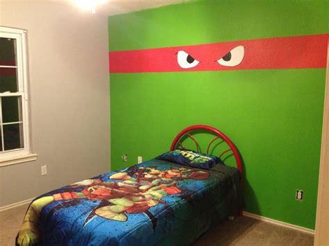 tmnt bedroom decoration ideas