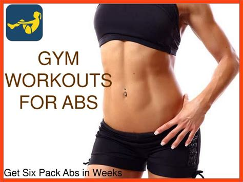 ppt workouts for abs powerpoint presentation id 7349463