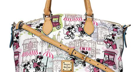 Dooneys Sausage The New Bag by Satchel By Dooney Bourke Pink Bags Totes Disney