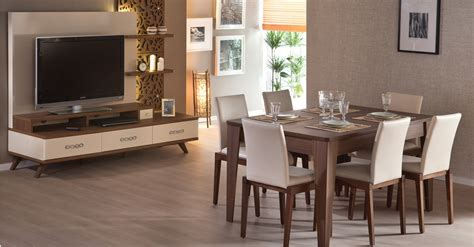 Contemporary Dining Room Sets by