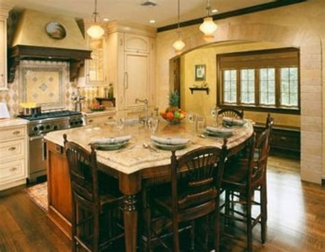 Kitchen Island Ideas With Table Popular Of Kitchen Island Table Ideas About House