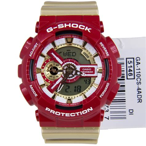 G Shock Ori Ga 110cs 4a casio g shock ironman ga 110cs 4a ga110cs