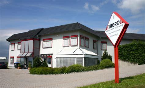 Wigro Bayreuth by Das Unternehmen