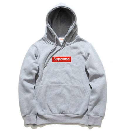 supreme hoodies supreme hoodie grey hopkicks sneakers