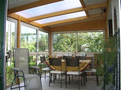 veranda bois en kit 846 v 233 randa ossature bois ma v 233 randa