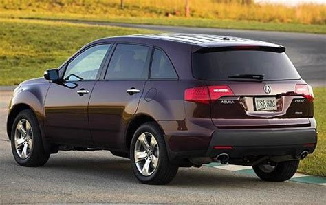 2009 Acura Mdx Information And Photos Zombiedrive