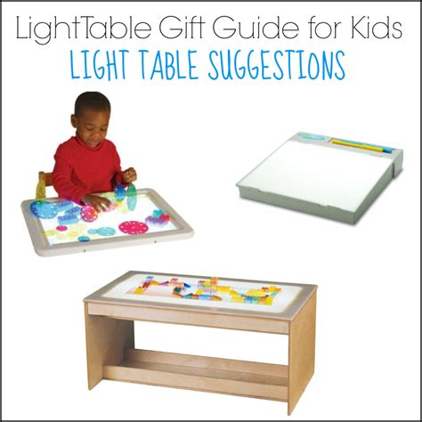 3 light table l light table gift guide for and comes l