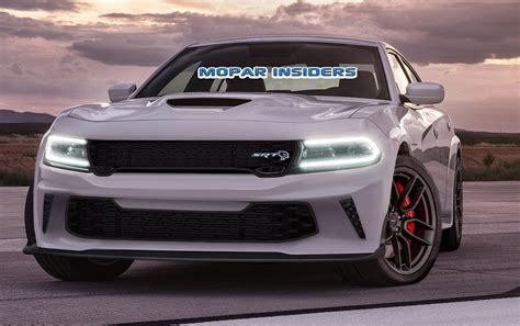2020 Dodge Charger Widebody by Scoop 2020 Dodge Charger Will Get Widebody With Two