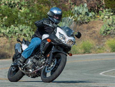 suzuki riding 2013 suzuki v strom 650 abs md ride review