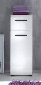 meuble bas de salle de bain design 1 porte 1 tiroir