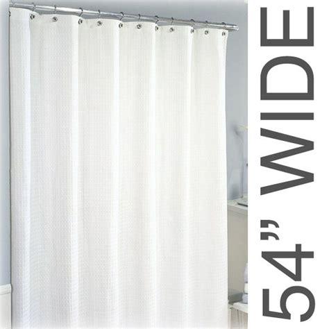 54 x 72 shower curtain 54w x 72l sure chek shower curtain color choice