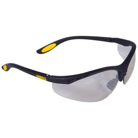 dewalt safety glasses reinforcer with lens dpg58 9c