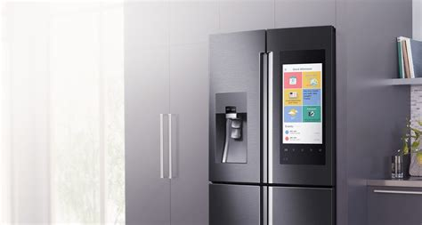 samsung outlines new smart home service wants to connect with third samsung family hub smart fridge is affordable but will