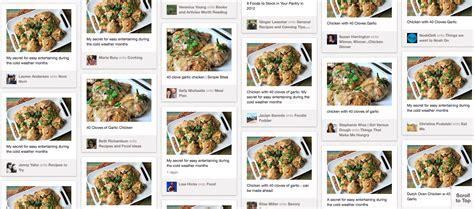 pinterest blog understanding pinterest for your blog food bloggers of