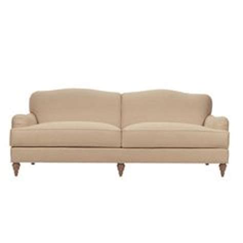 ottoman humping sutton sofa from the upholstery collection by hickory