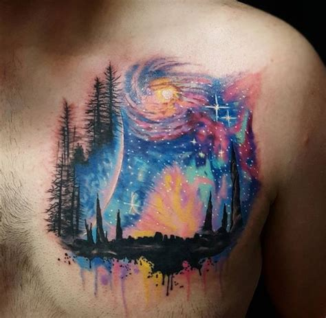 alaska tattoo designs 50 impressive planet tattoos designs and ideas 2018