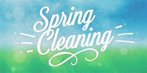 Shop Drapes Top 10 Tips For Spring Cleaning Quad Services Cleaning