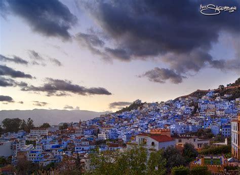 morocco blue city morocco chefchaouen blue city nick saglimbeni village rif