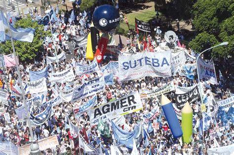 marcha y paro cta y docentes 05 03 2014 2 jpg democracia obrera