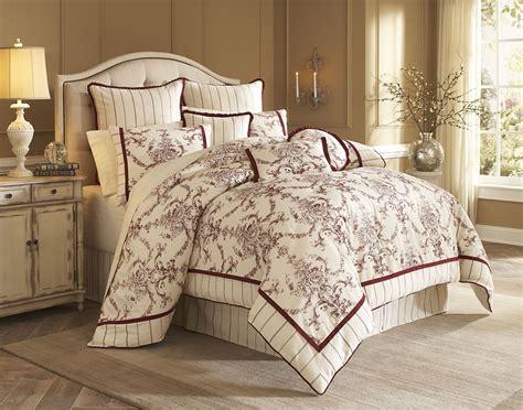 10 piece bedroom set hidden glen natural 10 piece king comforter set from aico