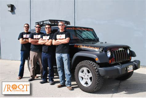 design jeep online picture of root technology crew is standing by to help