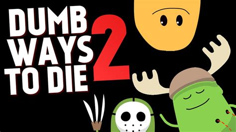 8 G Ways To Be by Dumb Ways To Die 2 новые уровни