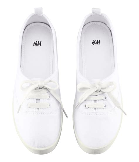 H M White h m white sneakers 28 images sneakers white blue h m