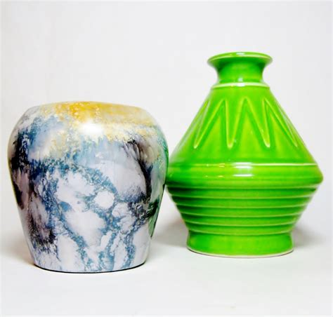 Villeroy And Boch Vases by Villeroy Boch Quot Deco Vase Quot Collectors Weekly
