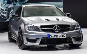 Mercedes C63 Amg 2014 Price 2014 Mercedes C63 Amg Edition 507 Sorta Front Three