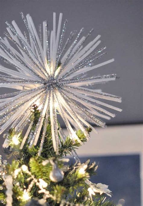 how to make an easy tree topper 15 diy topper ideas for your tree this year