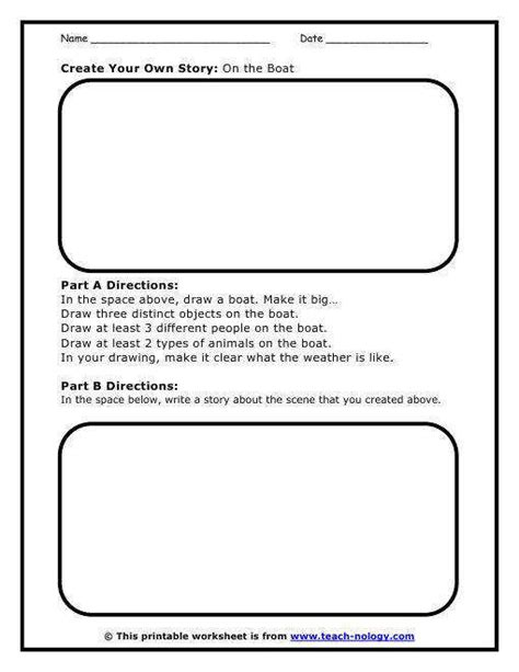 Create Your Own Handwriting Worksheets