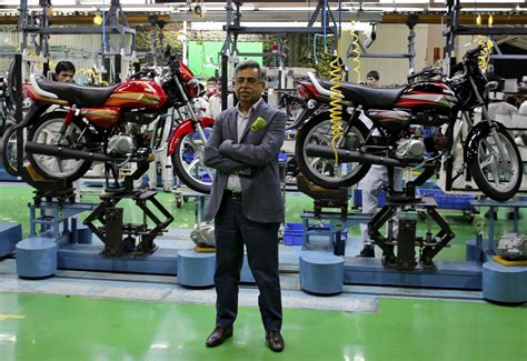 hero motocorp ap plant production to commence by dec 2018 hero motocorp reappoints pawan munjal as cmd for five years
