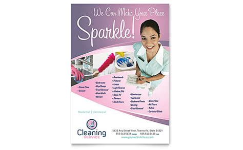 house cleaning maid services gift certificate template
