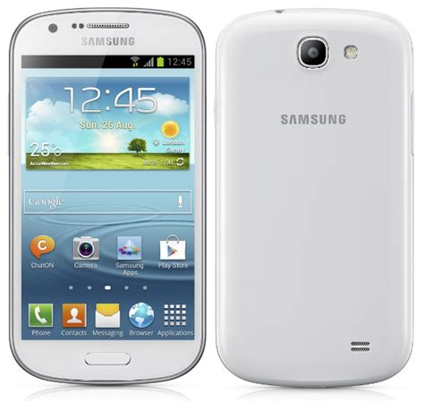 Hp Samsung Android 5 Inchi samsung galaxy express with 4 5 inch amoled plus display android 4 1 announced