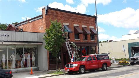 house painters rochester ny commercial painting rochester ny painters red truck painting rochester ny house