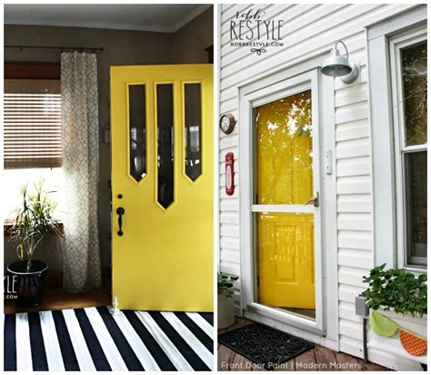 do you paint both sides of a front door the same color do you paint both sides of a front door the same color