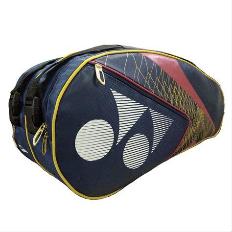 Yonex Sports Bag Sunr Wp10tk Bt6 S yonex sunr wp10tk bt6 s badminton kit bag blue and