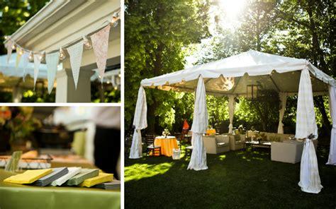 backyard wedding pictures backyard wedding culinary crafts