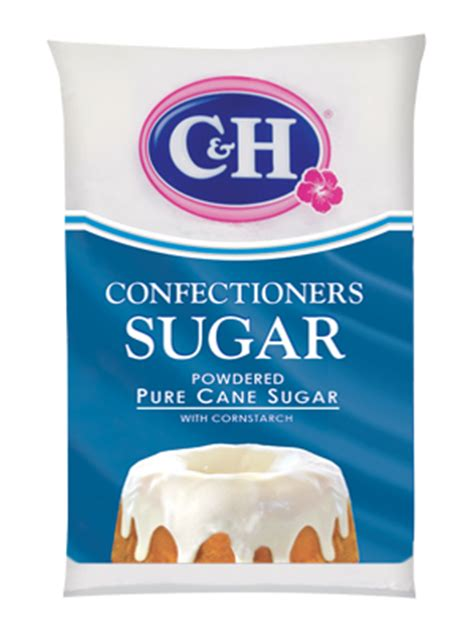 confectioners sugar c h sugar