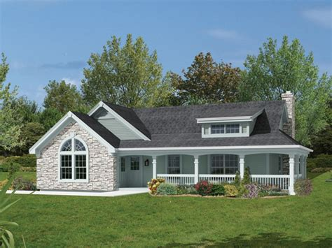Floor Plans Bungalow Attached Garage Bungalow House Plans With Wrap Around Porches Bungalow