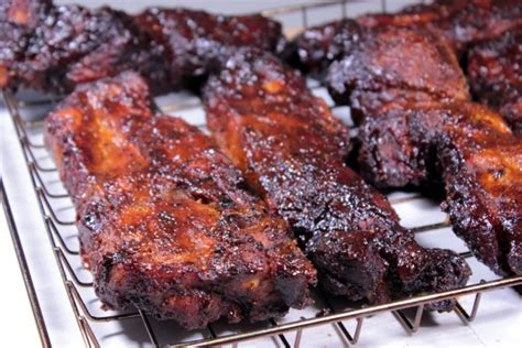 grilled country style pork ribs recipe smoked pork country style ribs newsletter