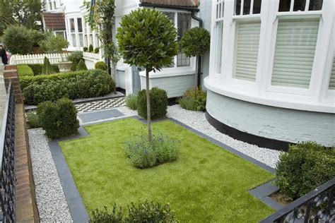 Front Gardens Ideas Small City Family Garden Ideas Builders Design Designers In Kew Richmond Surrey Area