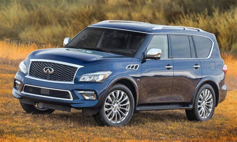 Infiniti Qx80 Specs by 2016 Infiniti Qx80 Pricing And Specifications Photos