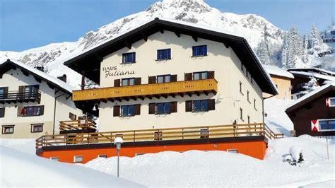 juliana haus in stuben am arlberg urlauburlaub at - Haus Juliana Stuben