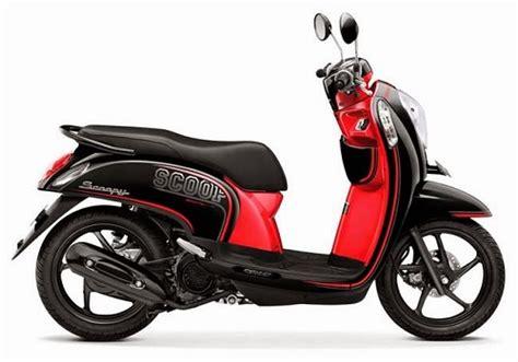 Lu Led Motor Scoopy Fi 5 motor matic honda terlaris april 2018 otomaniac