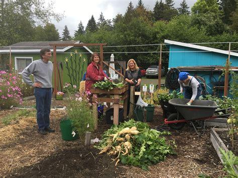 Landscape Supply Shelton Wa Catalyst Food Bank Community And Demonstration Garden