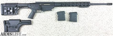 Luth Ar Mba 3 Vs Magpul Prs by Armslist For Sale Trade Ruger Precision Rifle 6 5cm