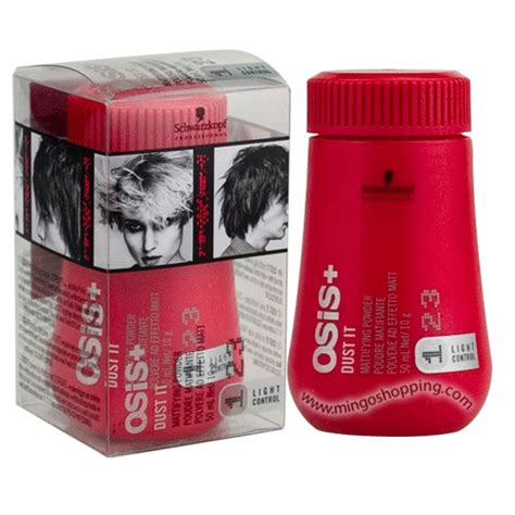 Jual Schwarzkopf Osis Dust It review schwartzkopf dust it