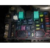 Positions Of Relays In Fuse Box Honda Accord 2003