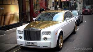Gold Rolls Royce Rolls Royce Phantom Solid Gold Car 8 Million